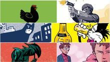Cómics collage