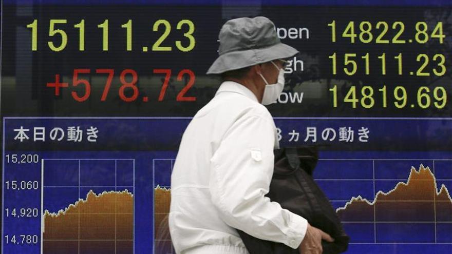 La Bolsa de Tokio permanece cerrada por ser día festivo