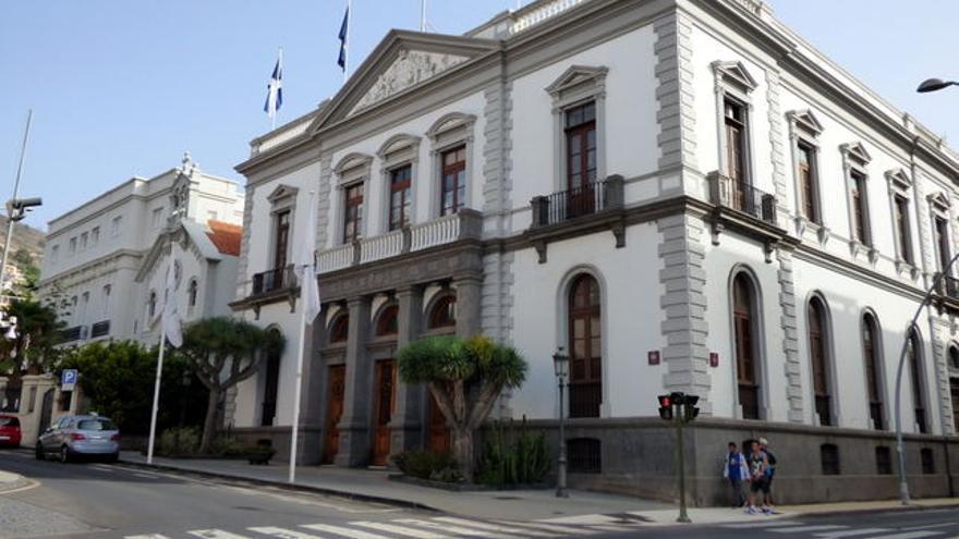 Casas consistoriales de Santa Cruz de Tenerife
