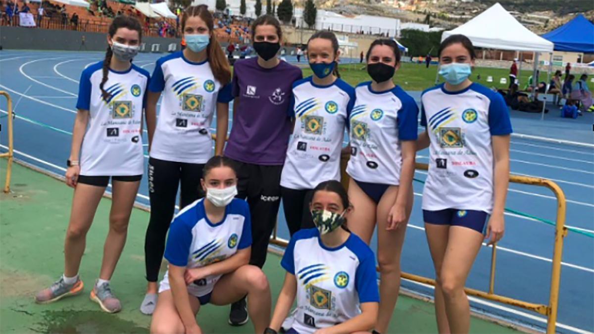 Equipo femenino del Surco
