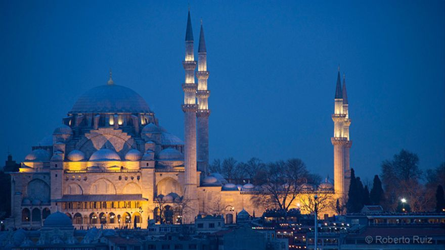 Mezquita de Suleiman, Estambul