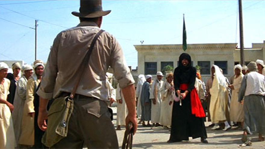 """Indiana Jones noquea a Poli Díaz en el competido """"ring"""" de las audiencias"""