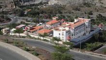 Centro de Internamiento de Extranjeros (CIE) de Barranco Seco (Las Palmas de Gran Canaria).