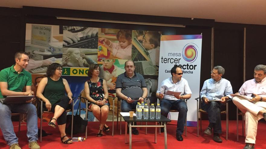 Mesa del Tercer Sector de Castilla-La Mancha
