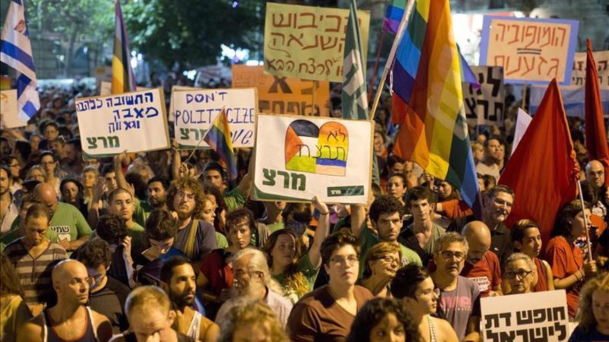 Muere una adolescente de 16 años apuñalada en la marcha del orgullo gay de Jerusalén