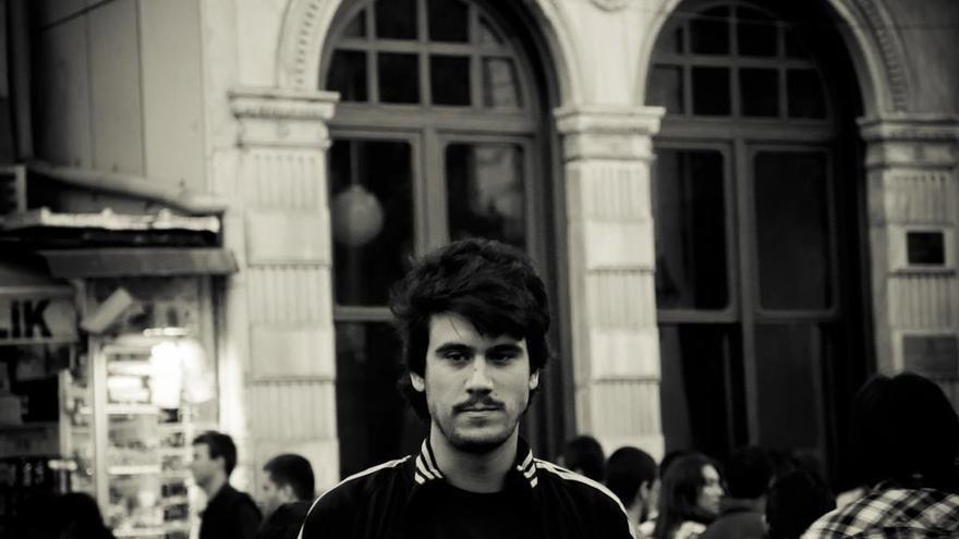 Kerem Schamberger, estudiante de doctorado en una Universidad de Múnich en una foto de su archivo personal