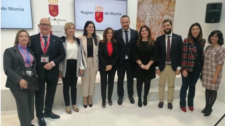 La Región de Murcia abre su agenda en Fitur 2020, una de las ferias de turismo más importantes del mundo