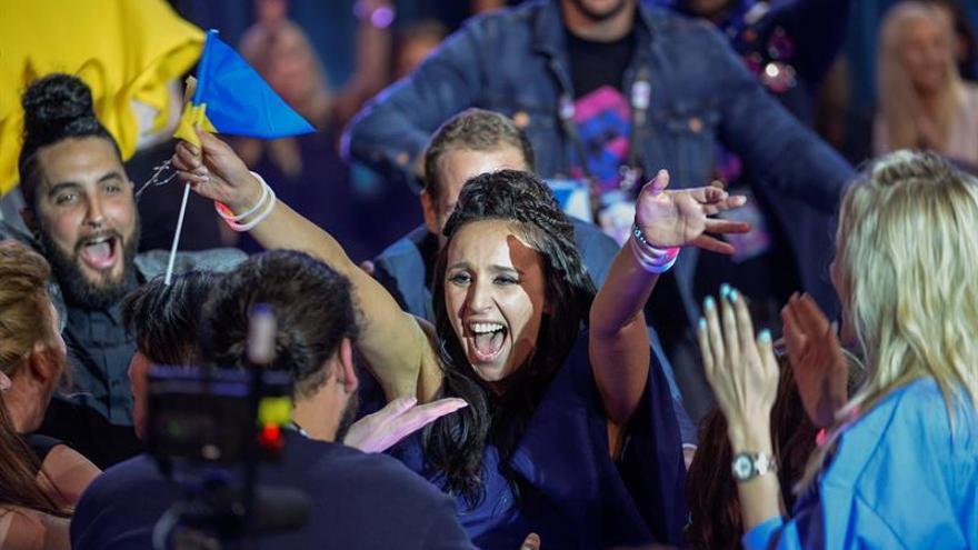 Ucrania gana Eurovisión 2016 y España queda en el puesto número 22
