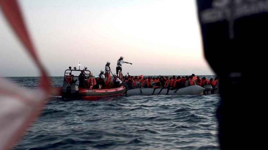 """España acogerá al Aquarius para evitar una """"catástrofe humanitaria"""""""
