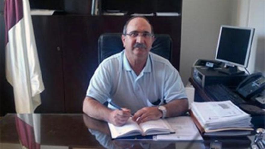 Alfonso Toledo (PP), alcalde de Viso del Marqués (Ciudad Real) / Foto: Ayuntamiento