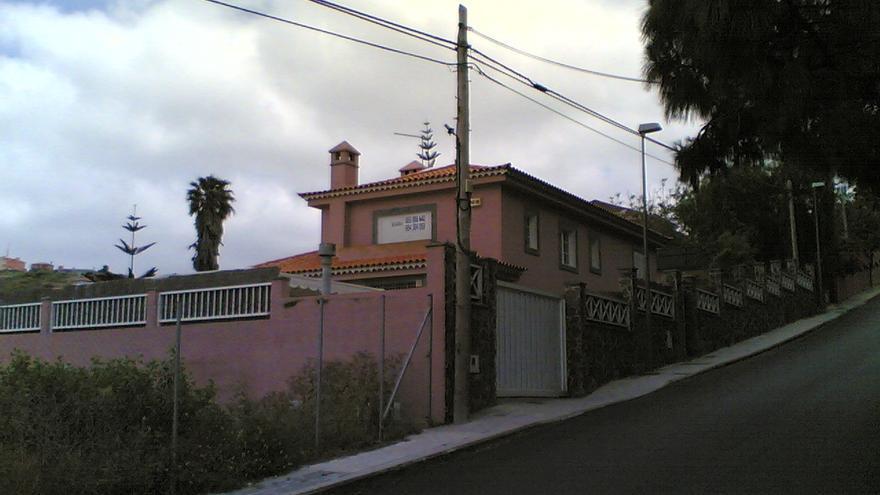 Chalet de Javier Esquivel donde vivió gratis José Manuel Soria.