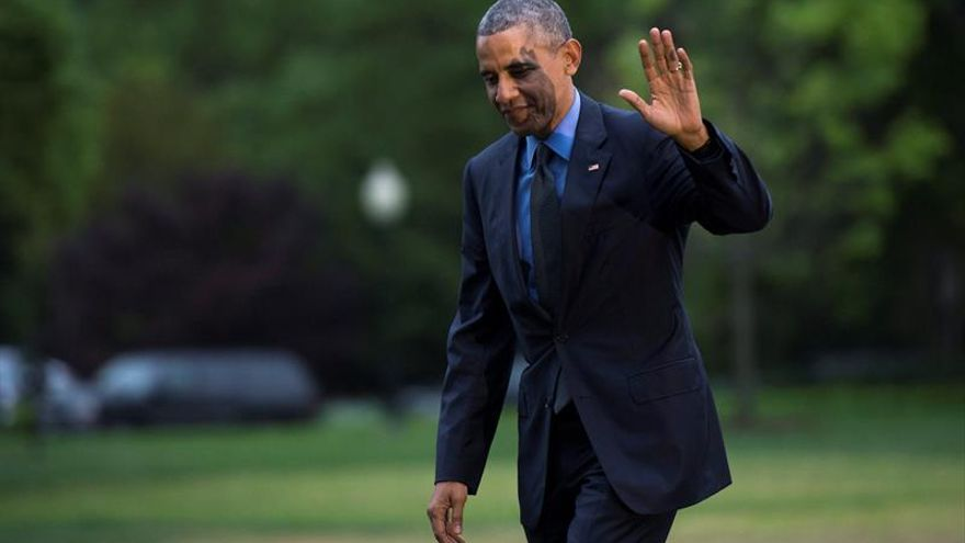 Obama telefonea a Peña Nieto con motivo del Cinco de Mayo