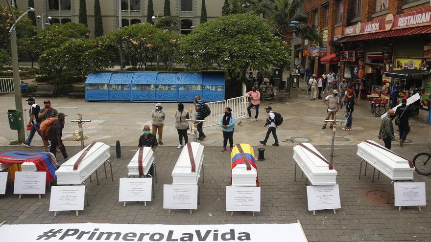 Asesinan a cuatro personas en el departamento colombiano del Valle del Cauca