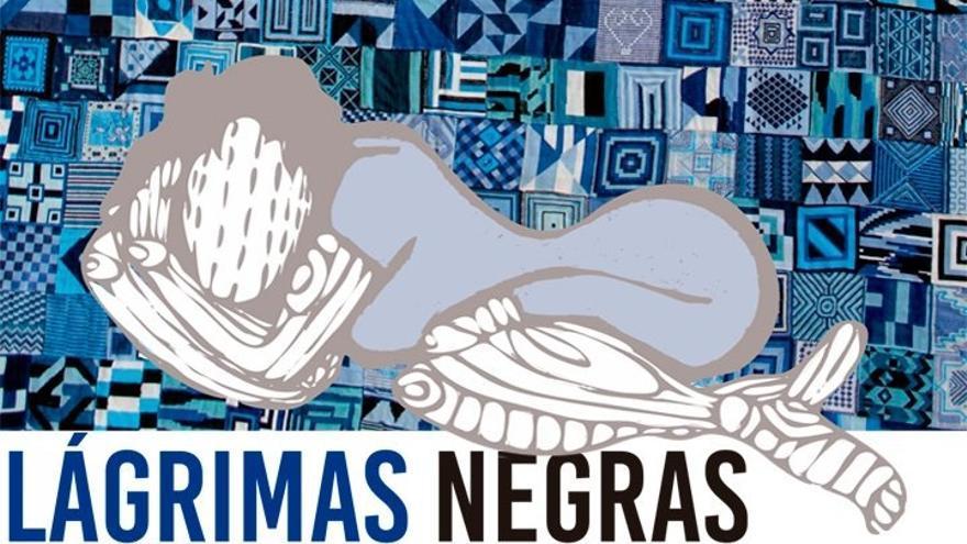 'Lágrimas negras' es un proyecto ideado por la artista Alejandra Corral (Kuska).