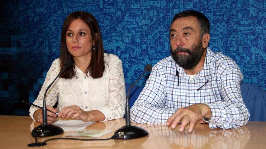 Santiago Palomero, director del Museo Sefardí de Toledo