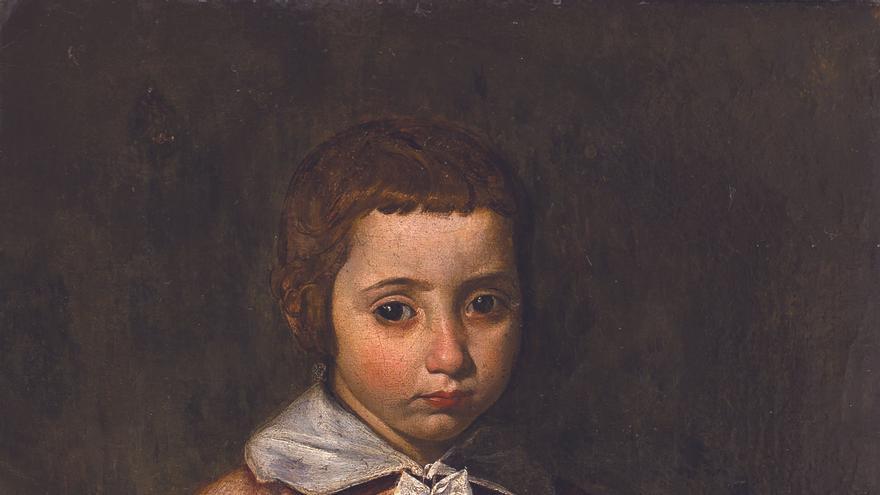"""'Retrato de niña', un Velázquez """"inédito"""""""