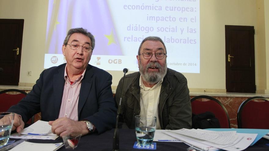 Méndez niega enriquecimientos personales en UGT-A y dice que se valorará tomar decisiones tras las declaraciones