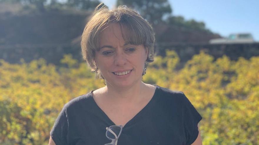 Eva Hernández es técnico gerente del Consejo Regulador de la Denominación de Origen Vinos La Palma.