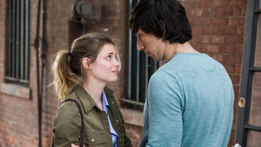 """Mimi Rose a Adam: """"No entiendo lo que quieres decir"""""""