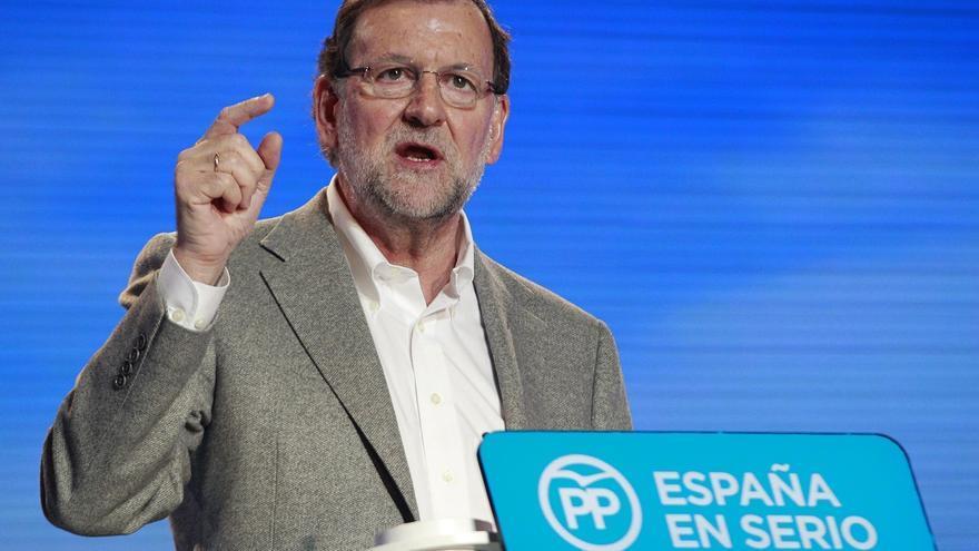 Rajoy sigue este martes su ruta por Andalucía con una parada en un restaurante de Sevilla y un paseo por la ciudad
