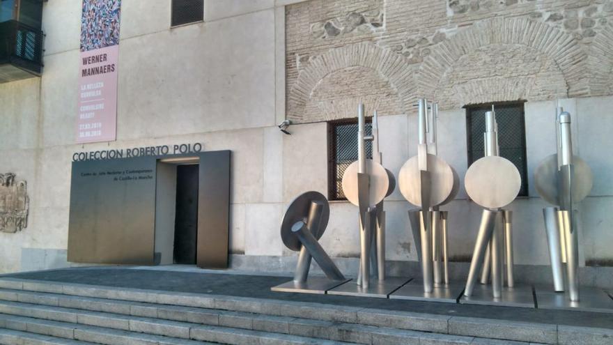 Centro de Arte Moderno y Contemporáneo de Castilla-La Mancha (CORPO) / toledodiario.es