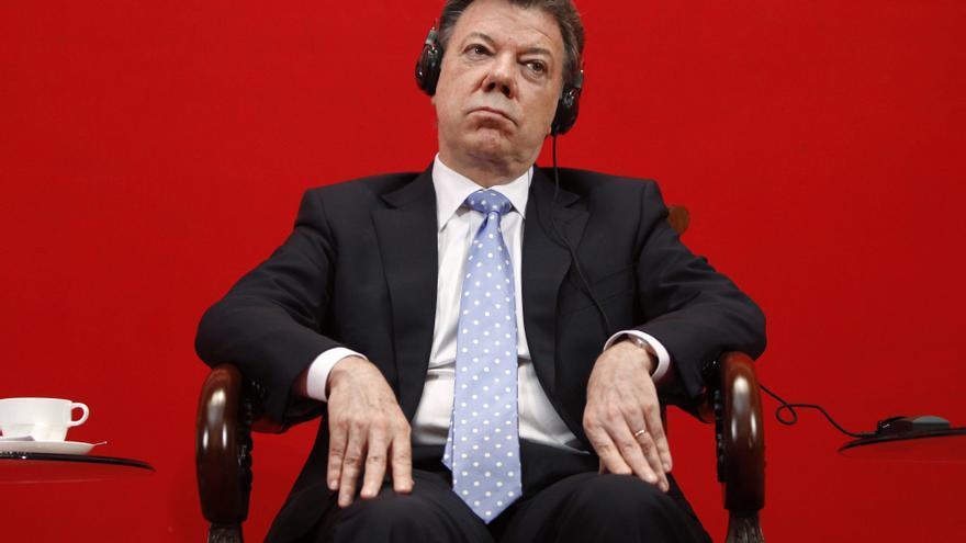 Santos dice que si las FARC tienen voluntad, el diálogo de paz puede avanzar rápido
