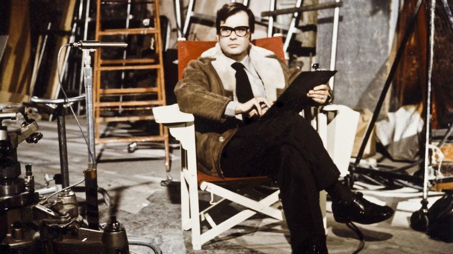 El director de cine y realizador televisivo Chicho Ibáñez Serrador, en una imagen de archivo
