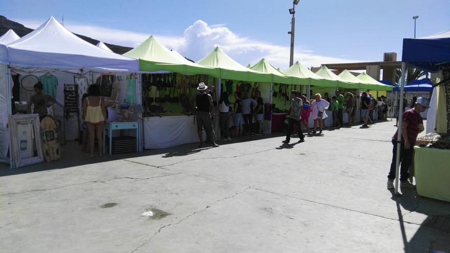Domingo de Womad Fuerteventura (Nidia García)