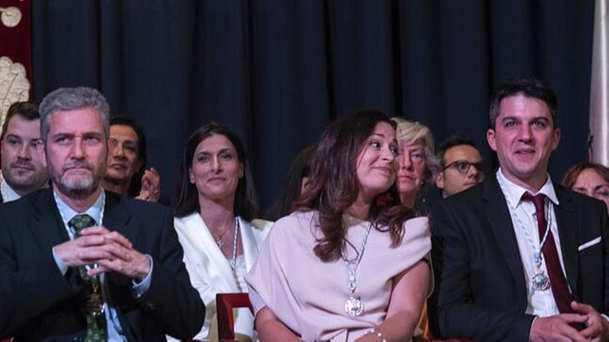Los partidos descartan un relevo en la Alcaldía de Santander esta legislatura