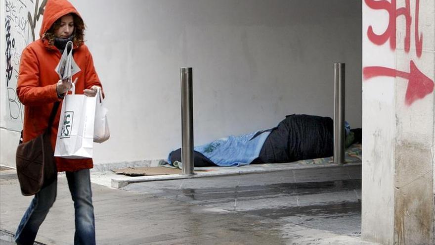 Dos indigentes mueren en la calle en Valencia en menos de 24 horas