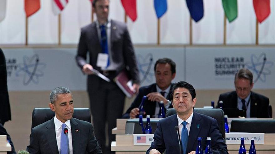 Obama y Abe se reunirán durante la cumbre del G7 para tratar la amenaza norcoreana