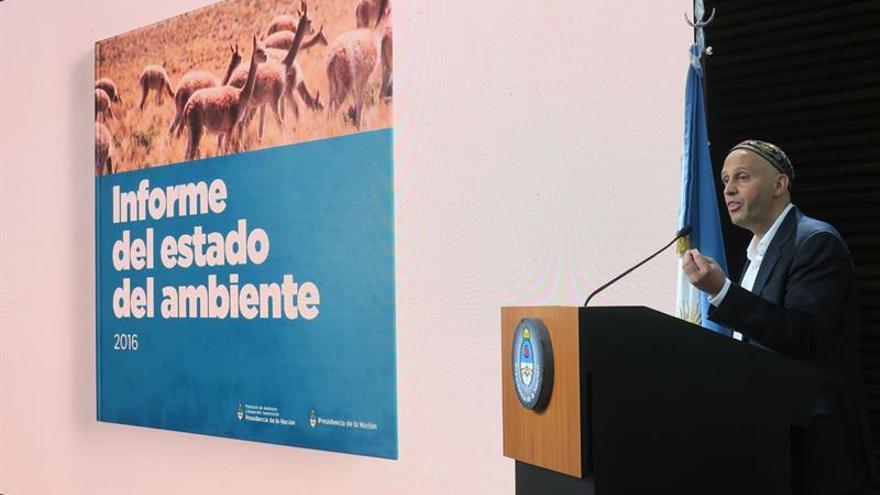 Solo el 12 % de las aguas residuales vertidas en ríos argentinos son tratadas