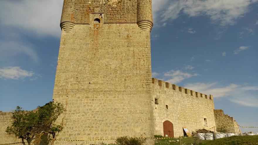 Castillo en Galve de Sorbe (Guadalajara)