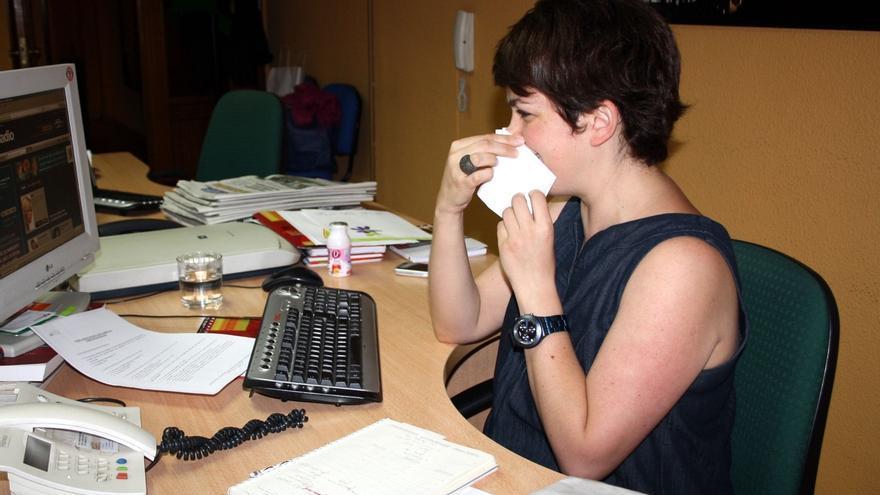 Cae la incidencia de la gripe en Cantabria y Sanidad prevé que la epidemia acabe en dos semanas