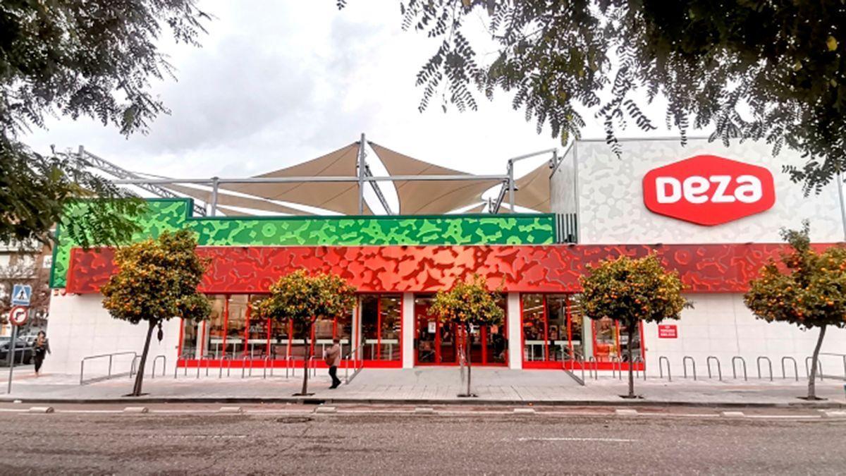 Supermercados Deza.