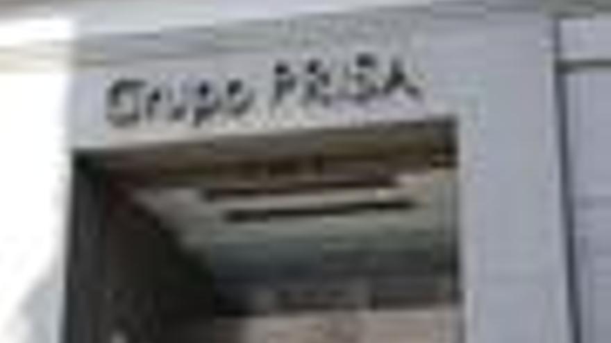 Fachada del grupo Prisa