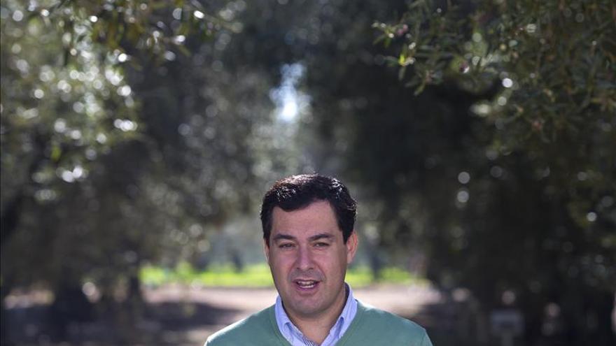 """Moreno cree que el """"cóctel"""" de izquierda pondrá """"en peligro"""" la recuperación"""
