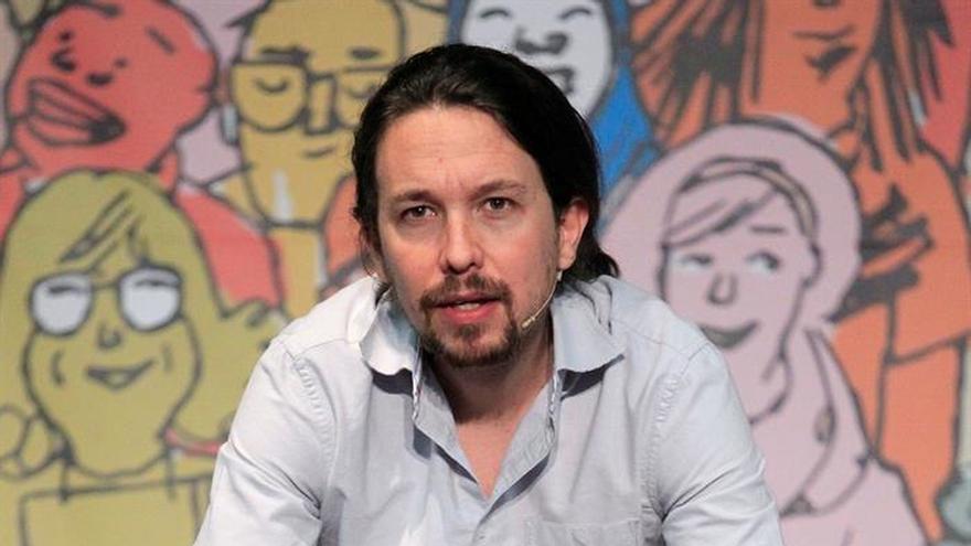 Pablo Iglesias: Si Podemos gobierna será gracias al PSOE