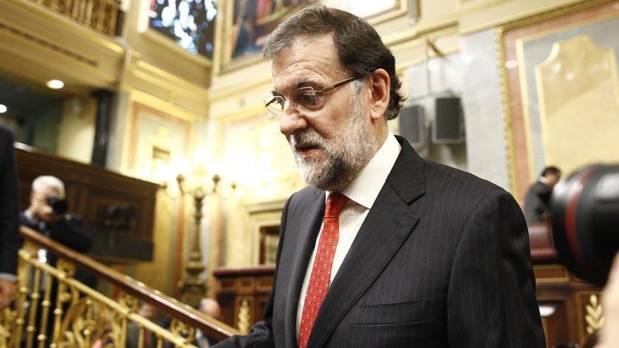 """Rajoy admite que las subidas del 0,5% en el SMI y del 0,25% de las pensiones son """"modestas"""""""