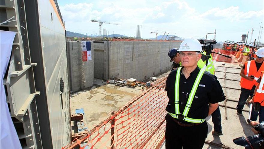 Autoridad del Canal de Panamá prevé un nuevo retraso en la inauguración de la ampliación