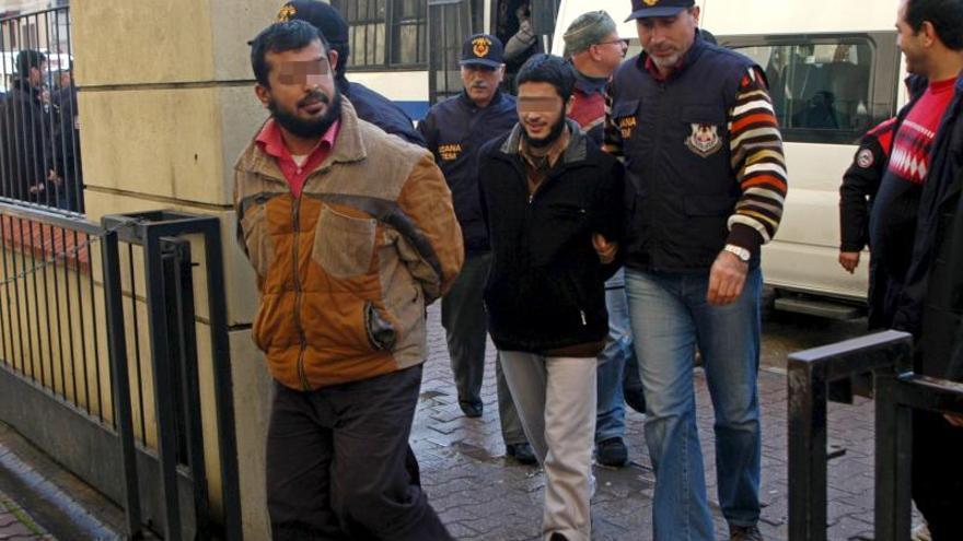 Detenidas 25 personas en operación antiterrorista contra Al Qaeda en Turquía