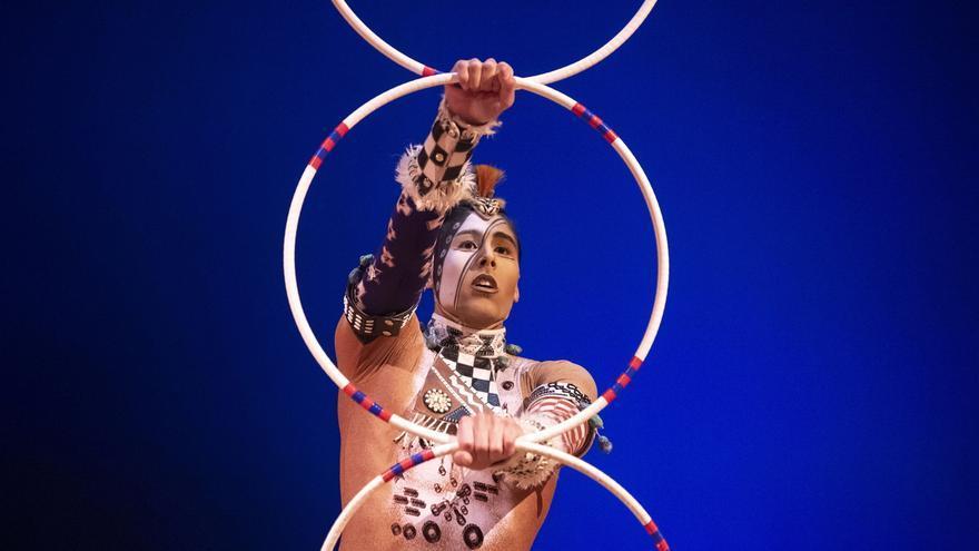 El presidente de Cirque du Soleil garantiza su futuro y su vuelta en 2021