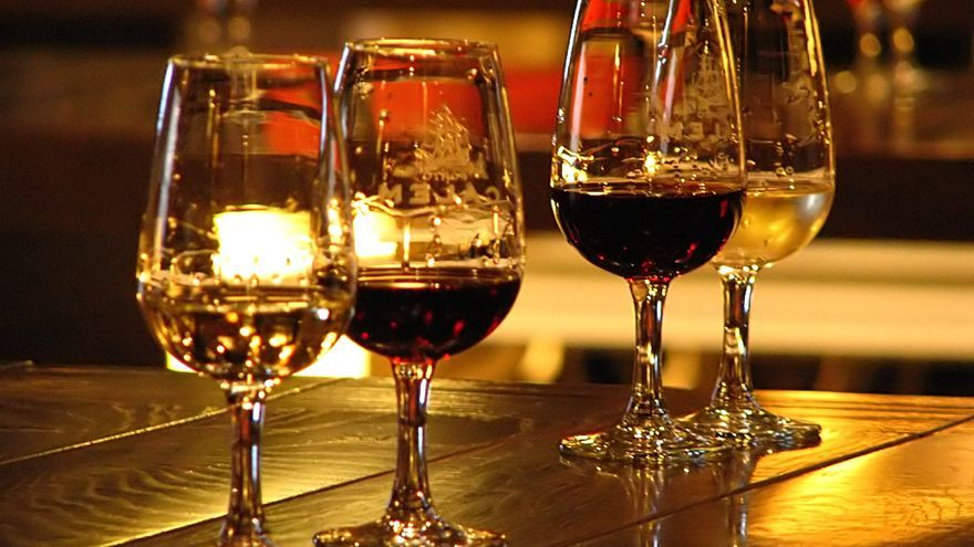Copas de vino. Foto por robwallace | Flickr