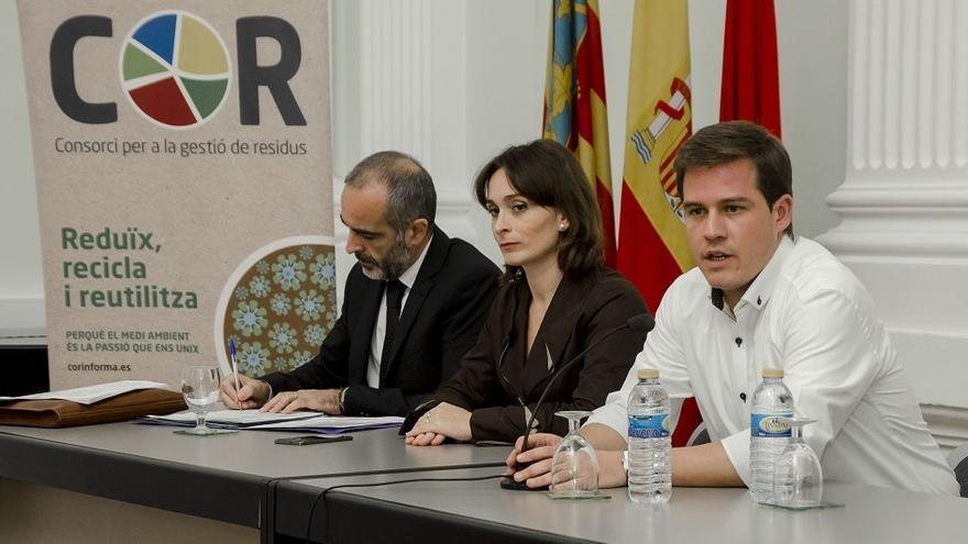 Roger Cerdà es el nuevo presidente del Consorcio de Residuos del Área de Gestión 2
