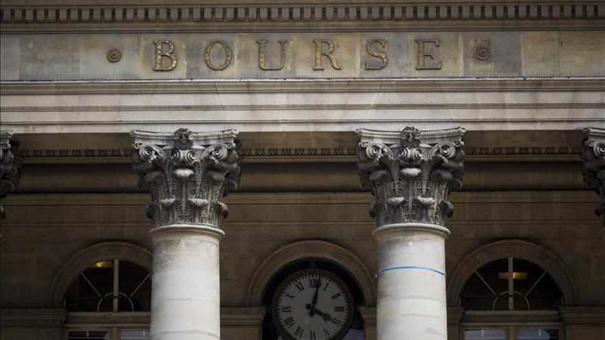 El CAC-40 de la Bolsa de París gana un 0,96 por ciento