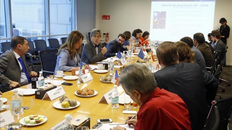 La Unión Europea destaca sus proyectos en Chile y realiza un balance positivo del año
