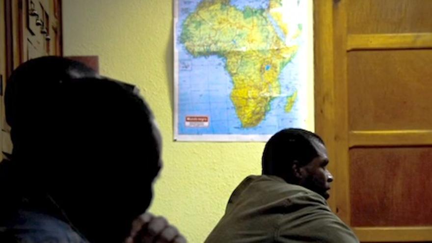 Instalaciones de Karibú, ONG que presta asistencia social y legal a inmigrantes (cc Juan Luis Sánchez)