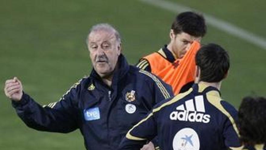 """Del Bosque: """"No va a cambiar el estilo de este equipo"""""""