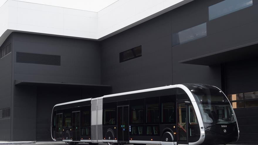 El 'Irizar ie tram' recibe el Premio Autobús del año y Vehículo Industrial Ecológico del 2018 en España
