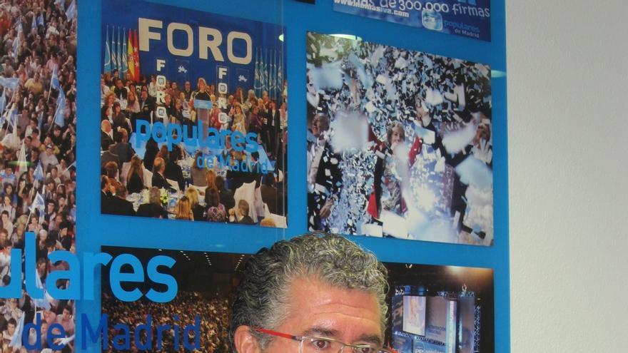 Francisco Granados cumple mañana 100 días preso en la cárcel de Estremera que él mismo inauguró en 2008